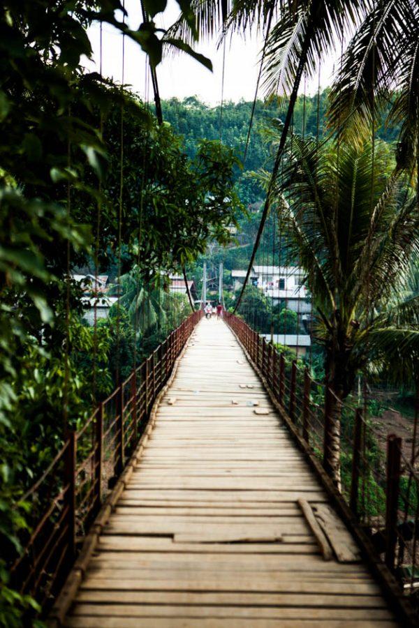 Muang Khua Laos photo print Adventure of Two Travel Blog