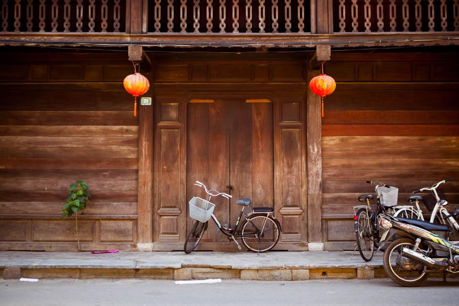 Hoi An Vietnam bike