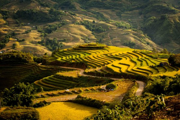 Sapa Vietnam photo print Adventure of Two Travel Blog