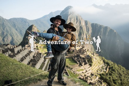 Adventure of Two - Machu Picchu