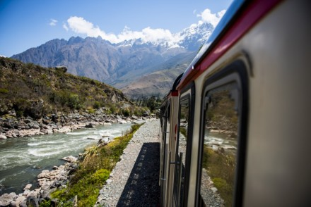 Adventure of Two - Travel blog Ollantaytambo Peru