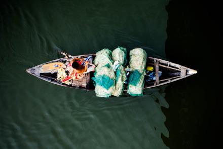 Hoi An Vietnam - Fisherman