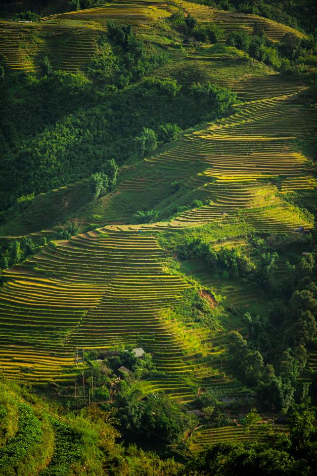 Sapa Vietnam photo print Adventure of Two Travel Blog